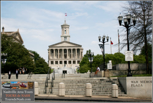 Tennessee State Capitol Nashville TN